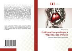 Copertina di Prédisposition génétique à l'hépatite auto-immune