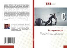 Borítókép a  Entrepreneuriat - hoz