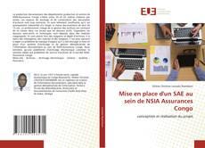 Bookcover of Mise en place d'un SAE au sein de NSIA Assurances Congo