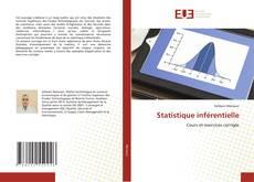 Bookcover of Statistique inférentielle