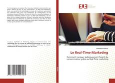 Borítókép a  Le Real-Time Marketing - hoz