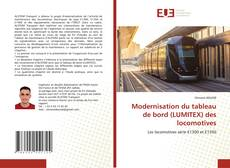 Bookcover of Modernisation du tableau de bord (LUMITEX) des locomotives