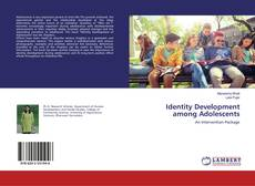 Bookcover of Identity Development among Adolescents