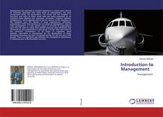 Copertina di Introduction to Management