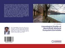 Обложка Limnological Profile of Mavinahalli Wetland Ecosystem,Karnataka