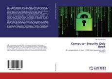 Computer Security Quiz Book的封面