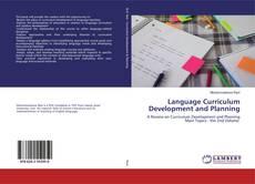 Language Curriculum Development and Planning kitap kapağı