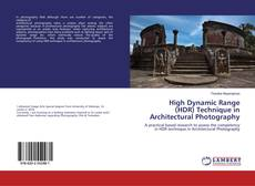 Bookcover of High Dynamic Range (HDR) Technique in Architectural Photography