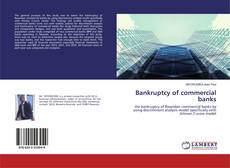 Bookcover of Bankruptcy of commercial banks