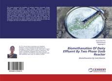 Biomethanation Of Dairy Effluent By Two Phase Uasb Reactor kitap kapağı
