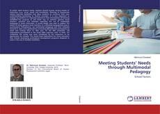 Portada del libro de Meeting Students' Needs through Multimodal Pedagogy