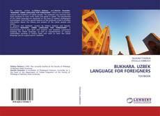Portada del libro de BUKHARA. UZBEK LANGUAGE FOR FOREIGNERS