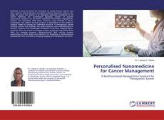 Capa do livro de Personalised Nanomedicine for Cancer Management
