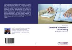 Buchcover von Elements of Practical Accounting