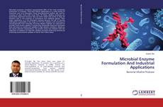 Microbial Enzyme Formulation And Industrial Applications的封面