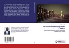 Bookcover of Leadership Development Process