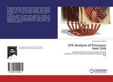 Buchcover von CFD Analysis of Processor Heat Sink