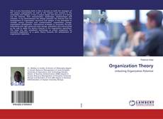Bookcover of Organization Theory