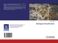 Bookcover of Biological Classification