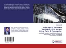 Capa do livro de Multimodal Biometric Authentication System Using Palm & Fingerprint