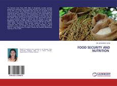 Copertina di FOOD SECURITY AND NUTRITION