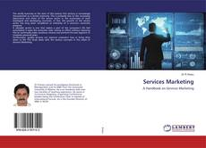 Bookcover of Services Marketing
