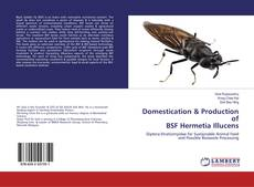 Bookcover of Domestication & Production of BSF Hermetia Illucens
