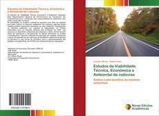 Borítókép a  Estudos de Viabilidade Técnica, Econômica e Ambiental de rodovias - hoz