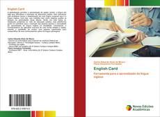 Buchcover von English Card