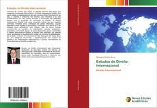 Bookcover of Estudos de Direito Internacional