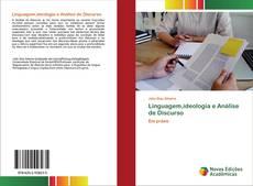 Capa do livro de Linguagem,ideologia e Análise de Discurso