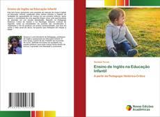 Bookcover of Ensino de Inglês na Educação Infantil