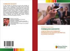 Bookcover of FORMAÇÃO DOCENTE