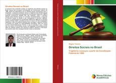 Capa do livro de Direitos Sociais no Brasil