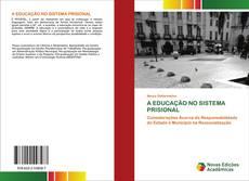 Обложка A EDUCAÇÃO NO SISTEMA PRISIONAL