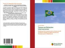 Borítókép a  Temas em Relações Internacionais - hoz