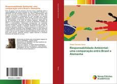 Bookcover of Responsabilidade Ambiental: uma comparação entre Brasil e Alemanha