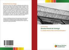 Bookcover of Direito Penal do Inimigo