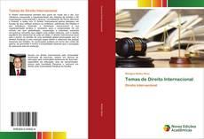 Bookcover of Temas de Direito Internacional