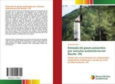 Capa do livro de Emissão de gases poluentes por veículos automotivos em Recife - PE