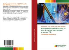Borítókép a  Soldagem dissimilar SA-213 TP 316L e SA-790 S32205 pelo processo TIG - hoz