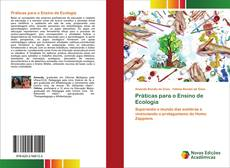 Práticas para o Ensino de Ecologia的封面