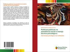 Portada del libro de Políticas públicas na assistência social e manejo técnico psicológico: