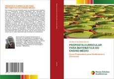 Bookcover of PROPOSTA CURRICULAR PARA MATEMÁTICA DO ENSINO MÉDIO