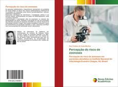 Capa do livro de Percepção do risco de zoonoses