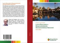 Обложка Lucro Ético para o Desenvolvimento Socioeconômico Nacional