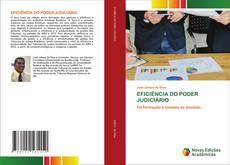 Buchcover von EFICIÊNCIA DO PODER JUDICIÁRIO