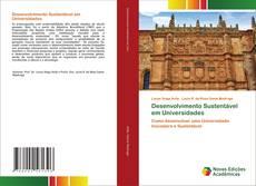 Portada del libro de Desenvolvimento Sustentável em Universidades