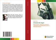 Bookcover of Cinema de Jogar
