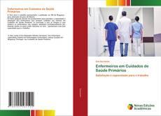 Capa do livro de Enfermeiros em Cuidados de Saúde Primários